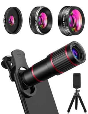 Bộ ống kính máy ảnh điện thoại Mactrem