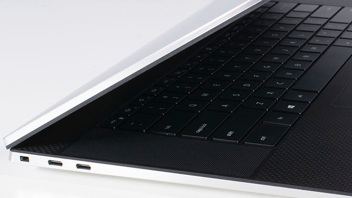 cổng trái dell xps 17 2021