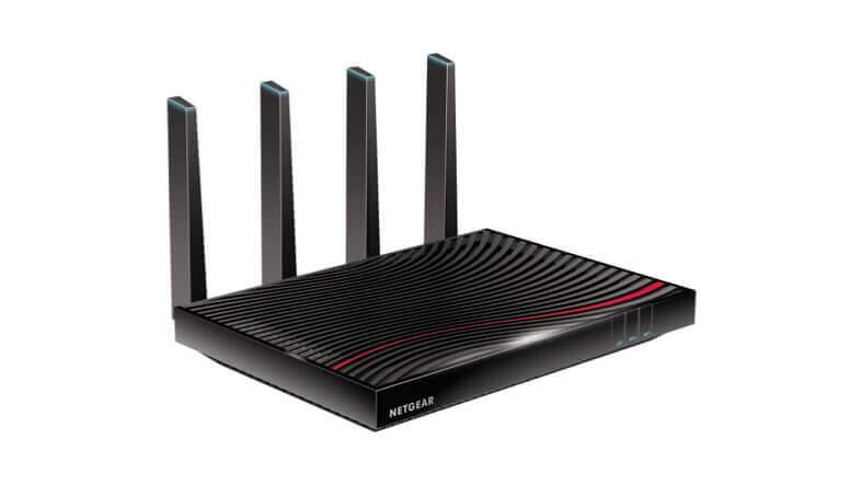 NETGEAR Nighthawk C7800, modem và bộ định tuyến kết hợp tốt nhất để phát trực tuyến truyền hình trên nhiều thiết bị