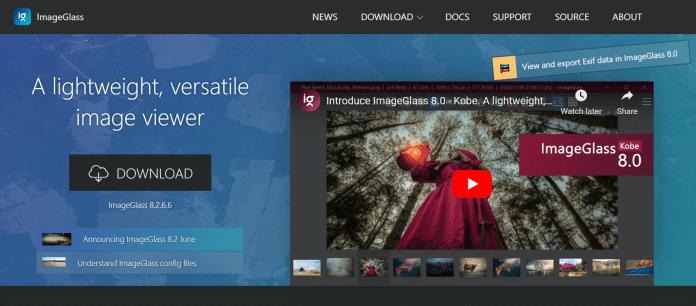 ImageGlass dành cho HĐH Windows 11