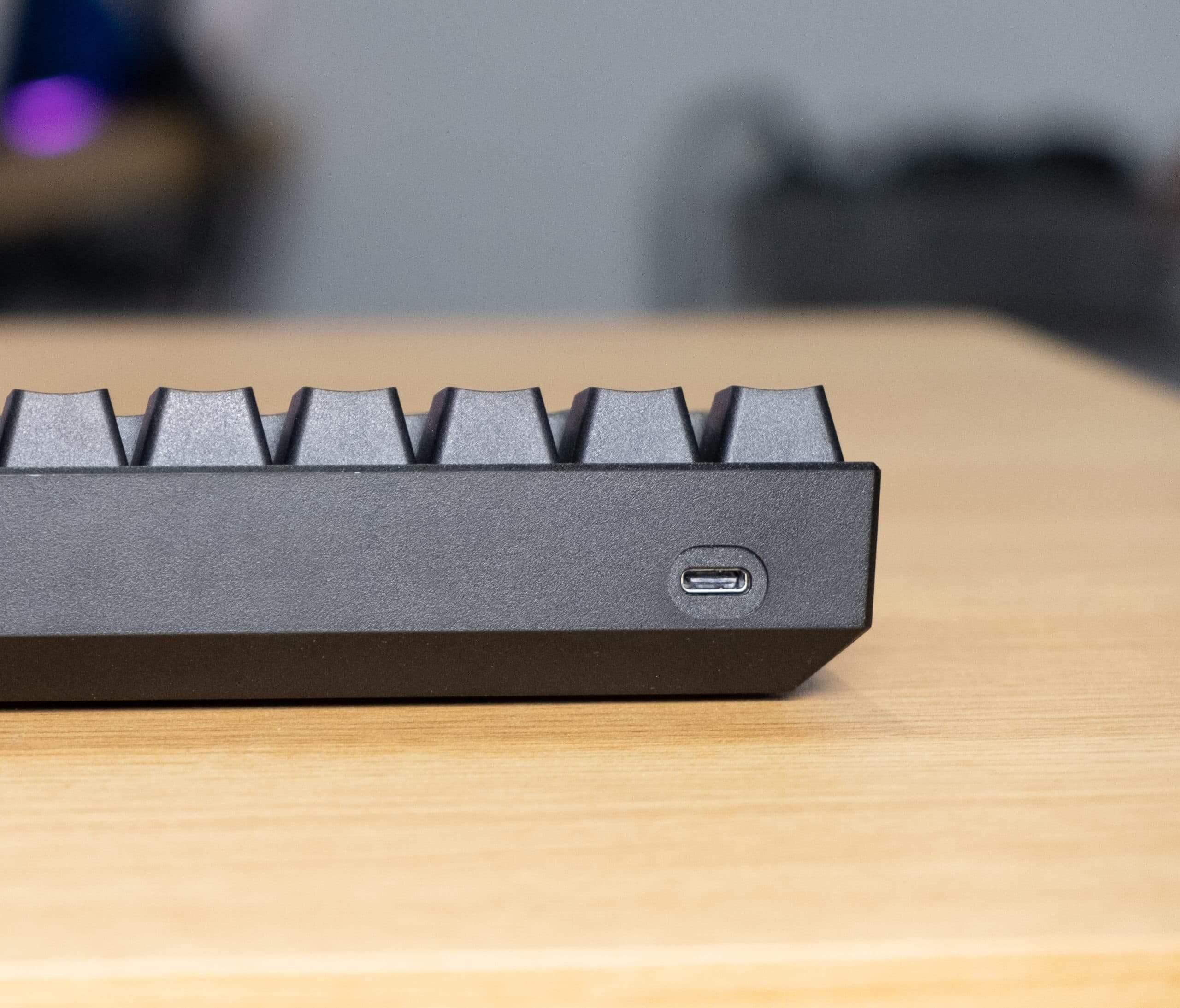 Anne Pro 2 - Cổng USB C