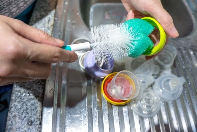 Chọn các sản phẩm có thể được làm sạch và khử trùng kỹ lưỡng