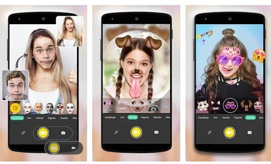 Ứng dụng tốt nhất để thay đổi khuôn mặt trên iPhone và Android