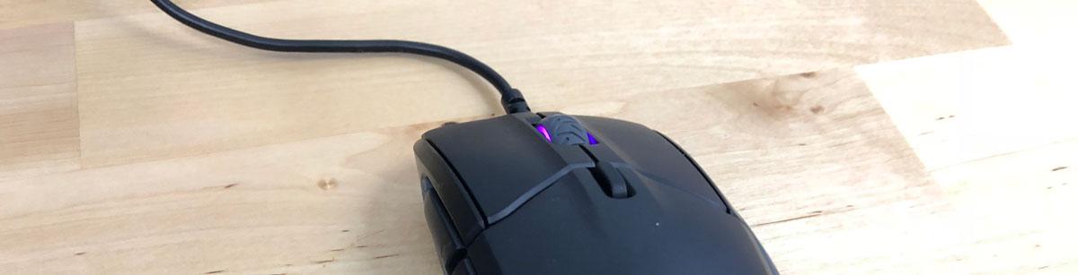 Chuột chơi game phải có dây linh hoạt
