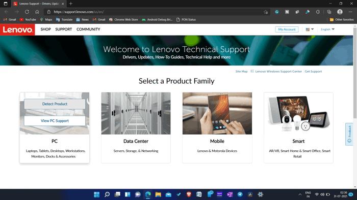 Camera Lenovo không hoạt động trong Windows 10 và 11 - Khắc phục