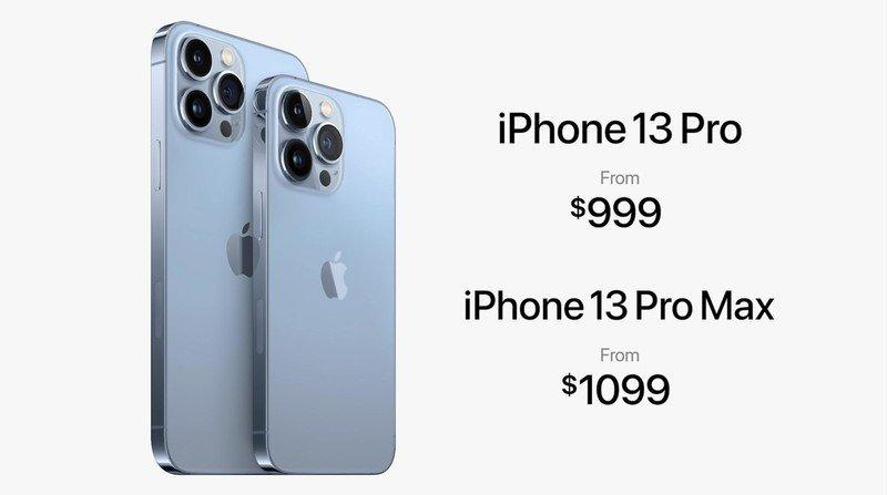 Giá Iphone 13 Pro