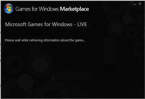 Bây giờ, hãy đợi vài giây cho đến khi hệ thống truy xuất thông tin về trò chơi và quá trình cài đặt hoàn tất.