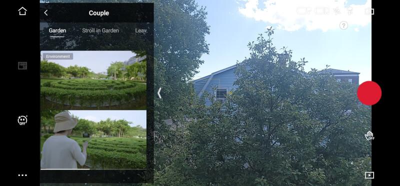 DJI Mimo Shot Guides Ảnh chụp màn hình 3