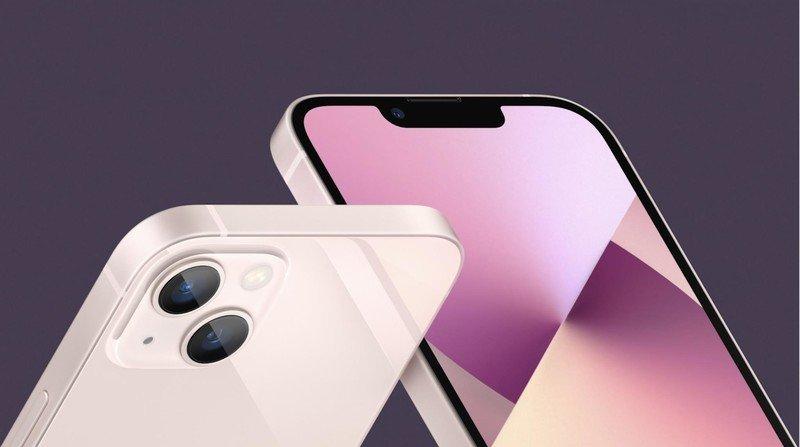 Iphone màu hồng