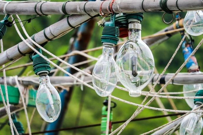 Đèn metal halide: có nhiệt độ màu gần với ánh sáng tự nhiên