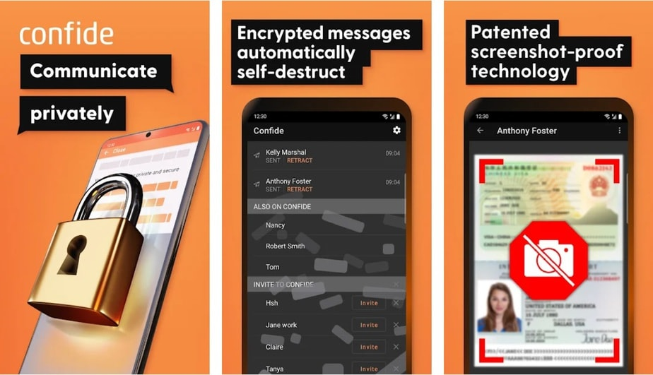 ẩn ứng dụng sms