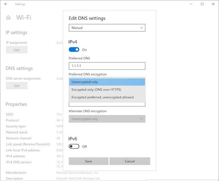 Cách-Thay-đổi-và-Bật-DNS-qua-HTTPS-qua-Mạng-Cài đặt-trong-Windows-11-PC