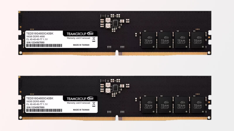 Teamgroup Ram DDR5