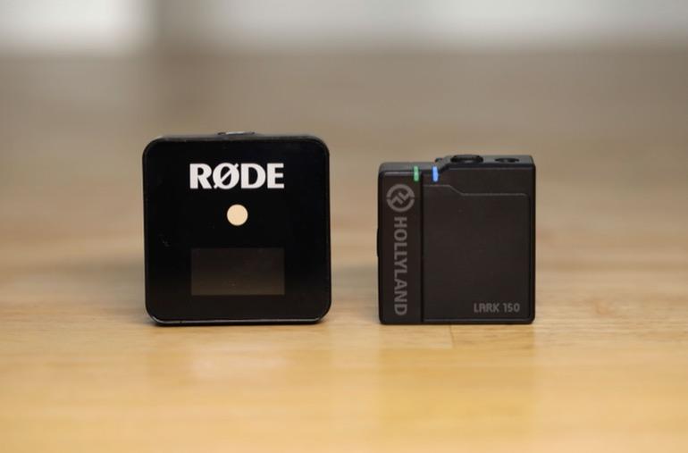 hollyland-lark-150-vs-rode-wireless-go