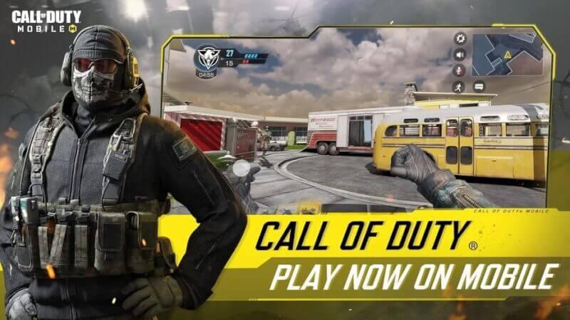 trò chơi bắn súng di động cho android