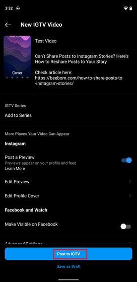 Cách thêm liên kết vào câu chuyện trên Instagram bằng nhãn dán