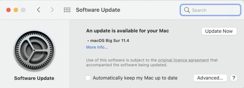 Khởi động lại PC để hoàn tất cập nhật thành công