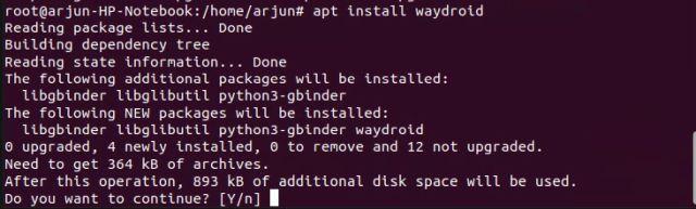 Chạy các ứng dụng Android trong Linux mà không cần trình giả lập (2021)