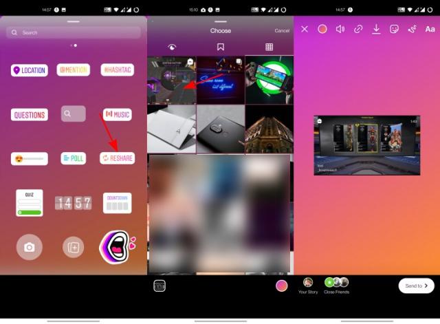 Thêm liên kết vào câu chuyện trên Instagram - Giải pháp IGTV