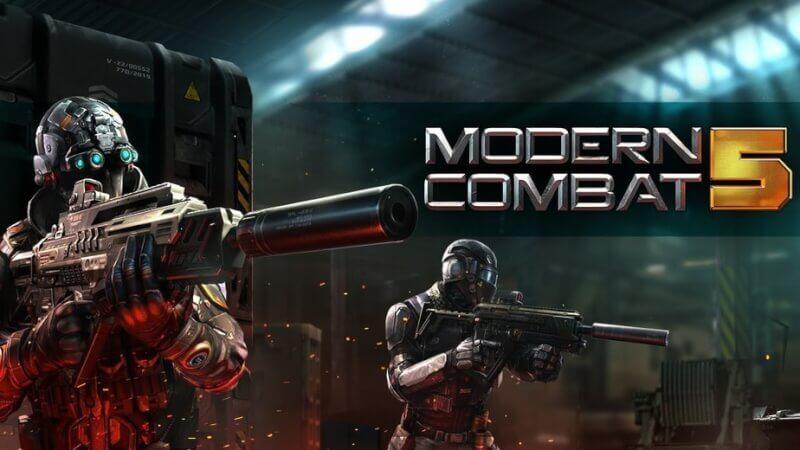 trò chơi bắn súng fps cho android
