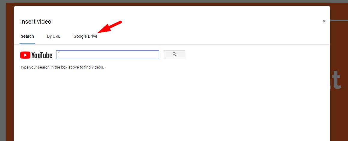 google slide google drive
