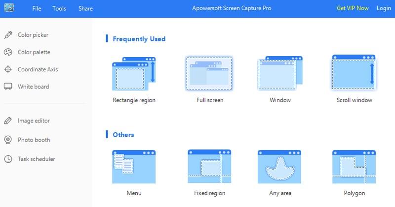 Apowersoft Screen Capture