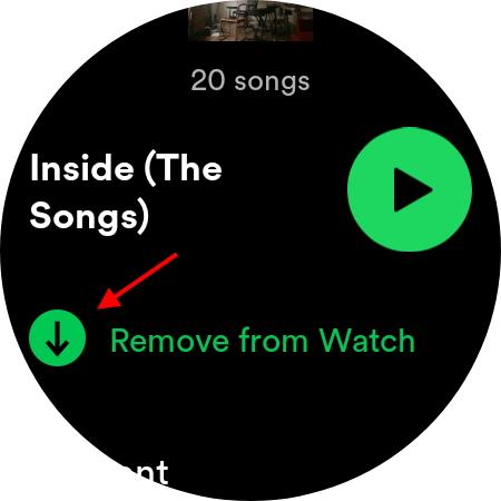 Cách sử dụng Spotify ngoại tuyến trên đồng hồ Wear OS 3