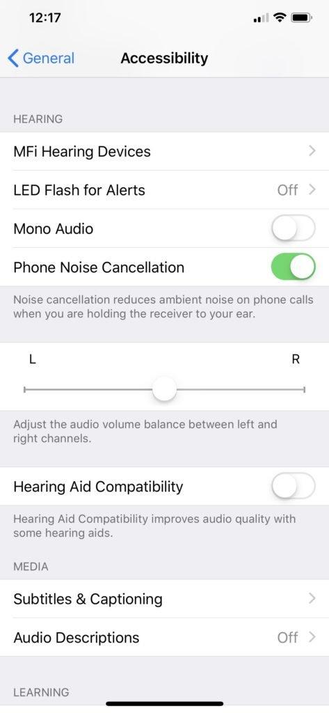 Tắt âm thanh Mono    Khắc phục nếu một chiếc AirPod to hơn chiếc khác