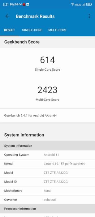 ZTE Axon 30 Benchmarks2