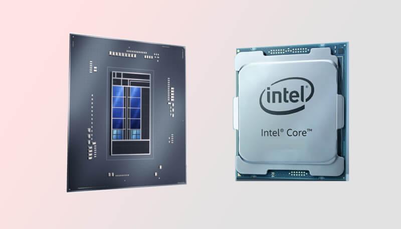 Intel thế hệ thứ 11 so với CPU thế hệ thứ 12